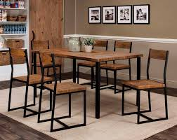 7 pc dining room sets adler 7 piece dining set american freight