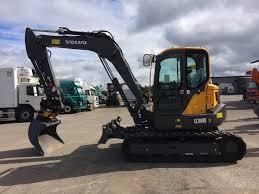 used volvo ecr88d proboengcon kauha ym mini excavators 7t 12t