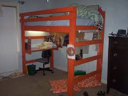 Free Plans For Loft Beds With Desk by 11 Best Loft Bed Desk Images On Pinterest Loft Bed Desk Loft