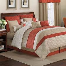 Orange Bed Sets Pelham Comforter Set Bed Bath Beyond