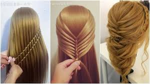 Hairstyle Steps For Girls by The Most Newest And Top Hairstyle Tutorials For This Week Youtube