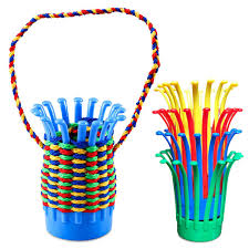 basket weaving craft creative intelligence kids crafts toys