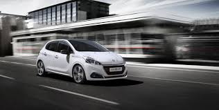 peugeot vehicles new peugeot 208 gt line