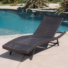 best selling home decor kauai wicker patio chaise lounge walmart com