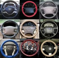 corvette steering wheel cover wheelskins genuine leather steering wheel cover for chevrolet