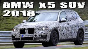Bmw X5 Suv - all new 2018 bmw x5 mid size suv on the nurburgring youtube