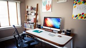 Computer Set Ups by Home Office Desk Setup Ideas Awesome Computer Setups Bfabcbeb