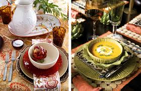 mismatched plates wedding homegoods artful table setting ideas using mismatched plates