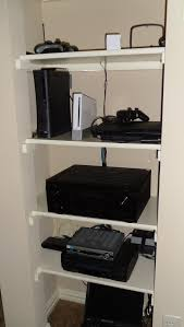 amazing home theater equipment cabinet on a budget beautiful on