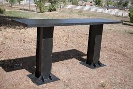 hand crafted restaurant table tops by mad custom wood working