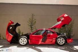 1991 f40 for sale australian f40 sells for 1 45 million gtspirit