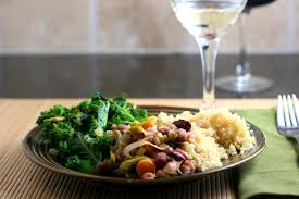 secateur de cuisine wine wednesday mixed beans with kale and quinoa florida