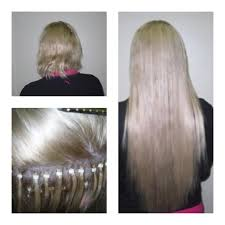 Micro Link Hair Extensions Prices by Hair Extensions Bellazon Hair Salon Cranston Ri