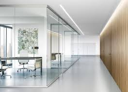 glass partition door fleshroxon decoration