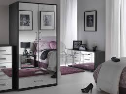 chic mirrored bedroom furniture sets u2014 home designing