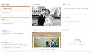 wedding fund websites add edit your story to your wedding website customer feedback