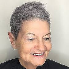 short haircuts for women over 70 who are overweight short hairstyles very short hairstyles for grey hair fresh the