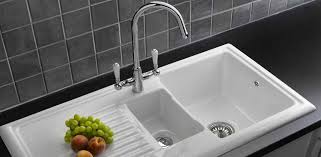 How To Replace A Kitchen Sink Victorian Plumbing Bathroom Blog - Roca kitchen sinks