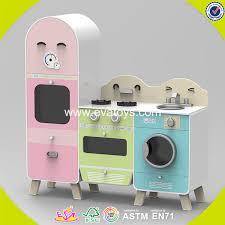 jouer cuisine nouveau design en bois cuisine jouer jouets avec réfrigérateur et