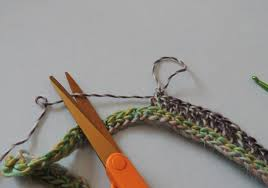 how to crochet an infinity scarf with no pattern homesteading