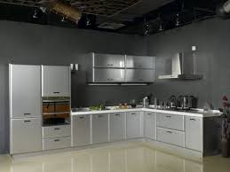 metal kitchen furniture metal kitchen cabinets how to choose and maintain groovik