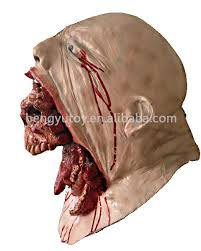 Super Scary Halloween Masks Aliexpress Com Buy Latex Super Horror Scary Halloween