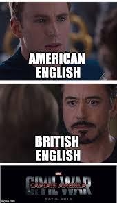 Meme In English - marvel civil war 1 meme imgflip