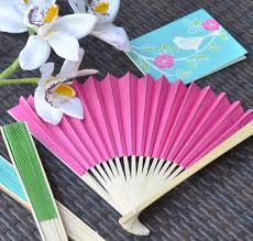folding fans paper fans