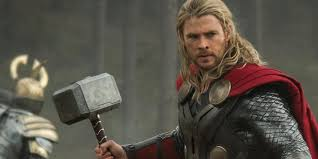 the reason only thor can pick up his hammer is science the
