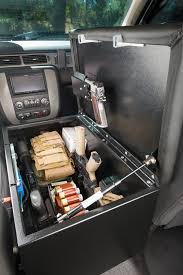 Dodge Gun Vaults Console Bunker And Car Safes Bedbunker Safes