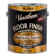Bona Gloss Floor Finish by Bona 1 Gal Gloss Floor Finish Om Floorpoly St750018060 The Home