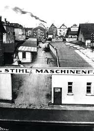 Bad Cannstadt Stihl Wird Mit Gedenktafel Am Ehemaligen Firmensitz In Bad