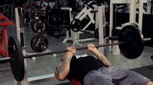 the proper lift close grip bench press exercise u2013 bpi sports