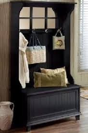 Entryway Bench With Coat Rack And Storage Hall Tree Entry Bench Coat Rack Foter