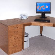 Free Plans To Build A Corner Desk by Best Woodworking Desk Plans