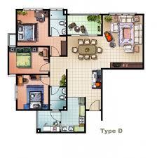 house plan inspiring free floor plan creator at model design