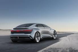porsche 901 concept the audi aicon concept hints at a fully autonomous driving future