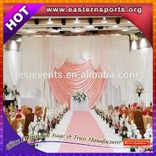 Wedding Backdrop And Stand Wholesale Pipe And Drape Used Pipe And Drape For Sale Wedding