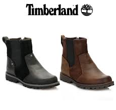 youth motorcycle boots timberland kids youth chelsea boots asphalt trail black or brown