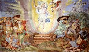 Image Of Christ by H Hendrick Van Den Broeck The Resurrection Of Christ