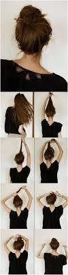 casual updo hairstyles front n back 10 easy tutorials to make wedding hair crown braid tutorials
