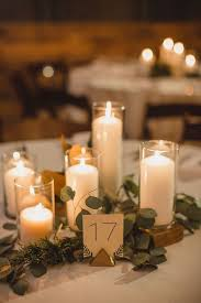 candle centerpieces stylish candle wedding centerpieces 1000 ideas about candle