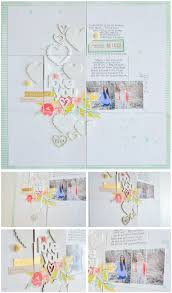 Scrapbook Page Protectors Creative Techniques 11 With Wilna