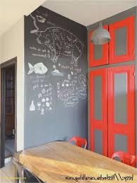 ardoise cuisine cuisine avec etagere murale étonné ardoise murale cuisine tout sur