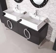 Contemporary Bathroom Vanities Paris Modern Bathroom Vanity Set 63