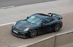 porsche prototype 2015 2015 porsche cayman gt4 completely revealed in latest spy photos