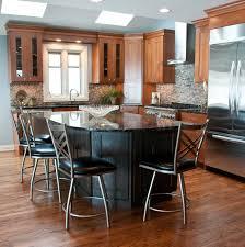 transitional stonebridge kitchen