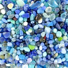 glass pebbles gl pebbles other home decor ebay multi mix gl