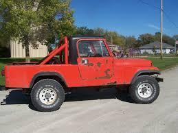 lj jeep truck 1982 jeep scrambler cj 8 long wheelbase pickup truck 82 cj8 lj