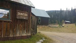 colorado ghost towns dunton transformed from mining camp into